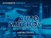 AUTO SMÍCHOV - autoservis & pneuservis