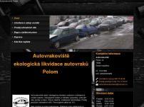 Autovrakoviště Polom – Miloslav Kunat