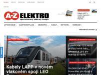 A-Z ELEKTRO, specializovaný odborný časopis