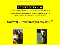 AZ WELDING s.r.o.