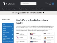 B-SHOP.cz – Martin Zemánek