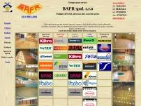 Design sport service – BAFR, S.R.O.