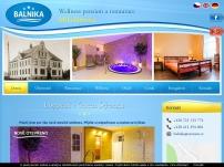 Wellness penzion a restaurace BALNIKA ***