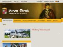 Baron Trenk - reiseagentur