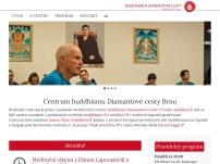 Společnost buddhismu Diamantové cesty - linie Karma Kagjü, centrum Brno, o.p.s.