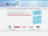 BEA-interobchod - TISKÁRNY, FAXY, KOPÍRKY, MULTIFUNKCE, SKARTOVAČKY