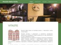 Reštaurácia a Penzión Bella Sicilia