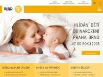 BIBO - hlídání dětí