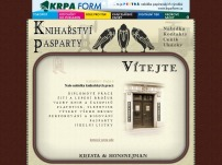 Karel Kresta - Knihařství