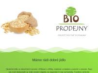 Bioprodejny, s.r.o.