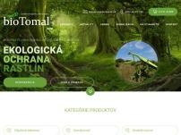 bioTomal - biologická ochrana rastlín