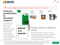 BLISS a.s.
