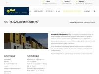 Ventilator expert – Bohemian Air Industries s.r.o.