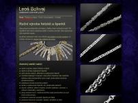 Zlatnictví Leoš Bokvaj
