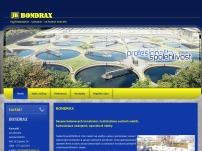 BONDRAX – HYDROIZOLACE, SANACE, OCHRANA STAVEB