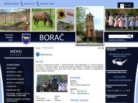 Borač - obecní úřad