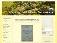 Borovník - obecní úřad