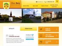 Bory - obecní úřad