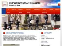 Bezpečnostně právní akademie Brno, s.r.o.
