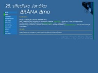 Junák - svaz skautů a skautek ČR, středisko Brána Brno