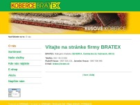 Koberce BRATEX