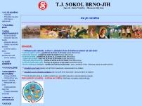 Tělocvičná jednota Sokol Brno - Jih