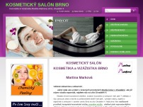 Kosmetika & Vizážistika Martina Marková