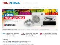 Brnoclima - klimatizace, vzduchotechnika