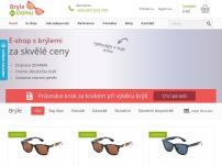 BrýleDoDomu - nejlevnější brýle online