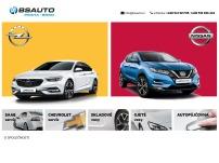 BS auto Brno a.s. Opel, Chevrolet, Saab