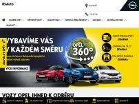BS Auto Praha - Opel dealer