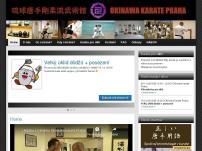 Okinawa karate Praha - Goju-ryu Bujutsukan