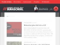 Soukromá hotelová škola Bukaschool s.r.o.