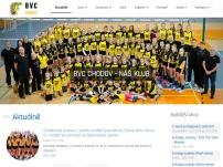 Beach volleyball club Chodov