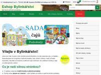 Eshop Bylinkářství v Praze