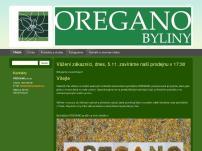 OREGANO - BYLINY