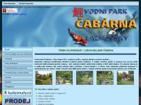 Vladimír Lážnovský – Vodní park Čabárna