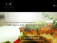 Cafe Azyl restaurant