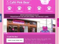 Café Pink Bear