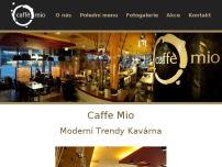 VENCOVER, s.r.o. - Caffe mio