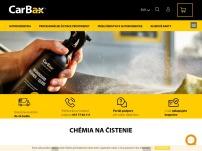 CarBax Umývacie centrum