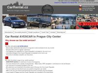 Car Rental in Prague City Center
