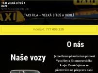 CARS TAXI – Zdeněk Fila