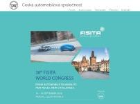 CAS - Česká automobilová společnost