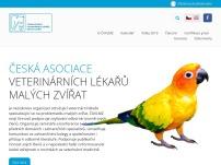 Česká asociace veterinárních lékařů malých zvířat