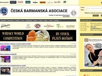 Česká barmanská asociace z.s.