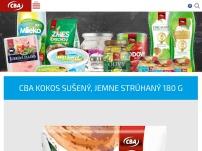 CBA SK, a.s. - reklamná činnosť