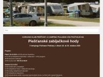 Caravan club Piešťany