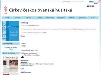 Náboženská obec Církve československé husitské v Pacově