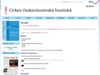 Náboženská obec Církve československé husitské ve Bzenci